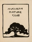 1934-35 Program of the Augusta Nature Club