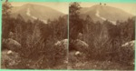 Stereopticon Photo of A Mountain by David Field