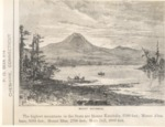 Print of Mount Katahdin by David Field