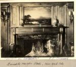 "Photo of F.E. Church Painting ""Sunset on Katahdin"" At Home of Mrs. John Slade by David Field"