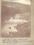 West Branch Penobscot River from Ripogenus Dam, Sept., 1901 (Witherle) by David Field