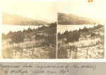 Photo of Stereopticon Image of Ripogenus Lake, Original Owned by Amy Witherle by David Field