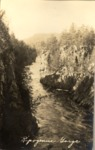 Ripogenus Gorge by David Field