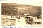 Ripogenus Dam. 1925 Amc Party by David Field