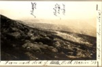 From North Slope of North Basin (Half Way Down Slope), Looking Towards Russell Mt. and Ridges North of Russell by David Field