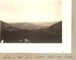 Looking East from Saddle Slide (Call Studio) by David Field