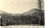 South Basin from Basin Ponds, Hamlin Ridge by David Field