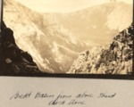Great Basin from Above the Third Chock Stone by David Field