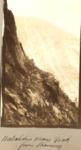 Katahdin Main Peak from Chimney by David Field