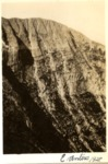 Great Basin Headwall, 1928 (E. Anters) by David Field and E. Anters
