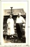 Mr. & Mrs. Everett York, 1928 (L.M.G.) by David Field