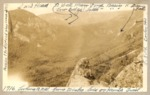 Looking Nnw from Timber Line on Hunt'S Trail, 1916 (L.R.M.) by David Field