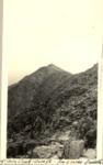 Main Peak—5280 Ft.—from near Saddle by David Field