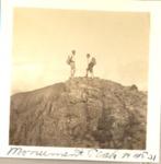 Monument Peak, 1931 (H.W.P.) by David Field