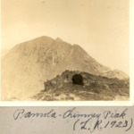 Pamola—Chimney Peak, 1923 (Luther Rogers) by David Field and Luther Rogers