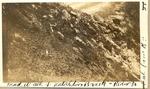 Head Wall of Katahdin Brook. Ridge to Owl from Kt, 1928 by David Field