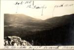 The Klondike from 1St Summit on Barren Mt. by David Field