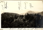 From First Summit on Barren Mt., Towards Doubletop and O.J.I. by David Field