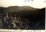 The Klondike from 3400 Ft. on Barren, Looking Towards Fort Mt. by David Field