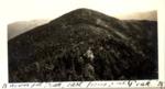 Barren 1St Peak, Looking East from 2Nd Peak, 1928 by David Field