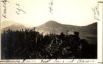 From First Summit, Barren Mt., Looking Towards Mt. Coe by David Field
