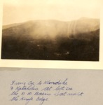 From Coe to Klondike & Katahdin. At Left See the Nw Basin; At Right the Knife Edge by David Field
