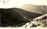 Doubletop from Coe Slide, 1928 by David Field