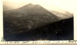 Barren Mt. from East End of O.J.I., 1928 by David Field