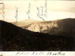 From North Brother Towards Nw Basin, 1928 by David Field