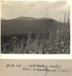 Fort Mt., North Brother, and Mullen Mt. from Wassataquoik (E.B.D.) by David Field