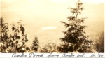 From Center Mt., 1930, Looking Toward Center Pond by David Field