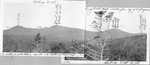 Panorama of Klondike; ¼-1/2 Mile Sw Outlet of Mayo Pond, 1919, Looking Nw. View Taken from Top of 75-Foot Spruce. by David Field