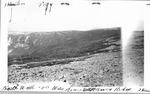 North Wall of Nw Basin, on Way Down Harvey Ridge, 1928 by David Field