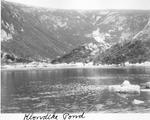 """Labeled """"Klondike Pond"""". Might Be Davis Pond? by David Field"""