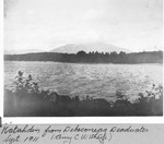 Katahdin from Debsconeag Deadwater, Sept., 1911 (Amy C. Witherle) by David Field