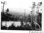 Photo of Katahdin Area by E. Anters, 1928 by David Field and E. Anders