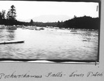 Pockwockamus Falls, Lower Pitch by David Field
