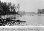 Ambajejus Lake (Copyright by Parker Field) by David Field and Parker Field