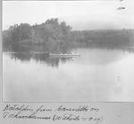 Katahdin from Gannetts on Pockwockamus, 1904 (Witherle) by David Field