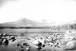 Katahdin from Katahdin Lake by David Field