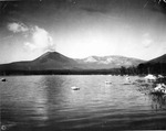 Katahdin from Katahdin Lake (Copyright W.J. Dawson) by David Field and W. J. Dawson