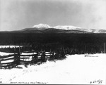 Mount Katahdin from Tracey'S (Copyright W.A. Judge, 1913) by David Field and W. A. Judge