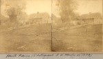 Stereopticon View of the Hunt Farm, 1873 (F.W. Hardy) by David Field