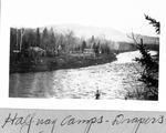 Half-Way Camps—Draper'S Operation by David Field