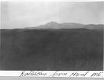 Katahdin from Hunt Mt. Fire Tower, 1929 by David Field