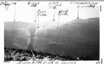 Looking Toward Pogy Pond from North Peak of Turner Mt., 1928 by David Field