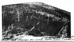 North Peak Turner En Route from Twin Ponds, 1928 by David Field