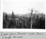 View from Turner, near Twin Pond Camps by David Field
