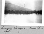 Draper'S Camp on Katahdin Lake by David Field