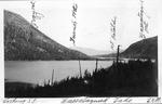 Looking Se Over Wassataquoik Lake Toward Katahdin (L.K.M.) by David Field